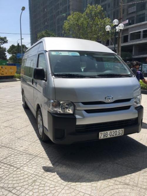 Đánh giá xe Toyota Hiace 2016, 86688, Nguyễn Lê Châu Anh, Blog MuaBanNhanh, 26/10/2018 13:27:31