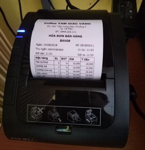 Cung cấp máy in hóa đơn giá rẻ cho quán cà phê tại Đắk Lắk, 86728, Nguyễn Thị Thu Huyền, Blog MuaBanNhanh, 27/10/2018 12:05:17