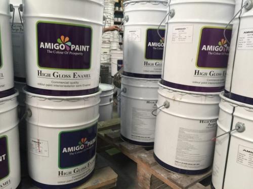 Công ty sản xuất sơn công nghiệp uy tín, giá rẻ - Công ty cổ phần AMIGO Việt Nam, 86743, Sơn Dầu Amigo, Blog MuaBanNhanh, 27/10/2018 17:09:39