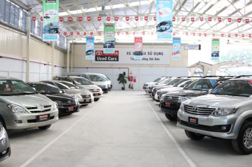 Công ty Cổ phần Toyota Đông Sài Gòn (TESC) - Chi nhánh Toyota Nguyễn Văn Lượng, 86799, Tống Thị Hiền, Blog MuaBanNhanh, 30/10/2018 10:13:40