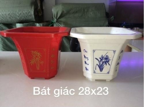 Mẫu chậu trồng cây bằng nhựa giá rẻ, 86819, Hứa Minh Châu, Blog MuaBanNhanh, 30/10/2018 15:38:47