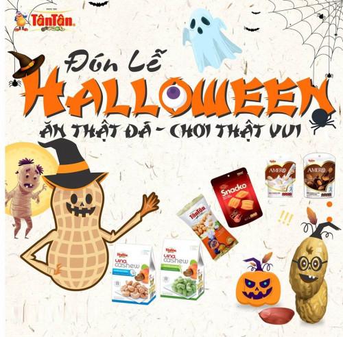 Lễ hội Halloween là gì, tại sao người ta lại hóa trang thành ma quỷ vào ngày này?, 86844, Shop Online Công Ty Đậu Phộng Tân Tân, Blog MuaBanNhanh, 31/10/2018 11:24:46