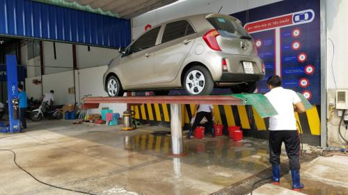 Chi phí đầu tư tiệm rửa xe bằng cầu nâng 1 trụ - cầu nâng rửa xe, 86911, 0932696993, Blog MuaBanNhanh, 02/11/2018 13:25:53