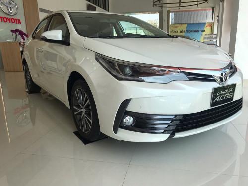 Tại sao nên chọn mua Toyota Altis - dòng xe sedan hạng C trong tầm giá 700 triệu, 86889, Toyota An Thành Fukushima (100% Vốn Nhật Bản), Blog MuaBanNhanh, 01/11/2018 14:46:33