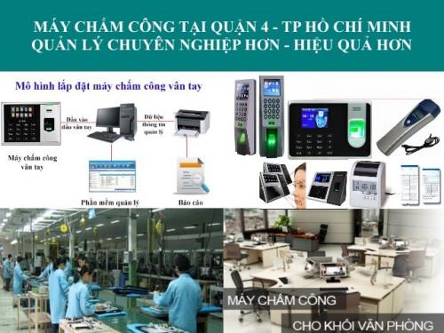 Lắp đặt máy chấm công vân tay chuyên nghiệp tại Quận 4, 86934, Công Ty Tnhh Tm Dv Công Nghệ Tôn Tuệ, Blog MuaBanNhanh, 02/11/2018 11:52:25