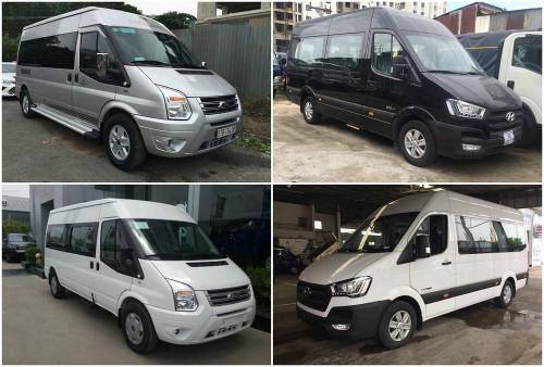 So sánh xe 16 chỗ Hyundai Solati và Ford Transit, 85330, Ô Tô Miền Nam, Blog MuaBanNhanh, 02/11/2018 13:53:55