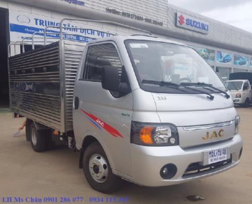 Đánh giá chi tiết xe tải Jac X5 990kg, 86971, Tây Đô Xe Tải, Blog MuaBanNhanh, 03/11/2018 11:10:59