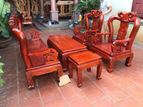 Mẫu bàn ghế phòng khách Minh Quốc Đào gỗ xoan ta, 87094, Nguyễn Tiến Mạnh, Blog MuaBanNhanh, 07/11/2018 13:41:15