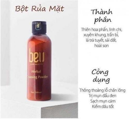 Bột thảo dược rửa mặt hằng ngày Beu, 87170, Beu Spa Myla, Blog MuaBanNhanh, 08/11/2018 15:22:33