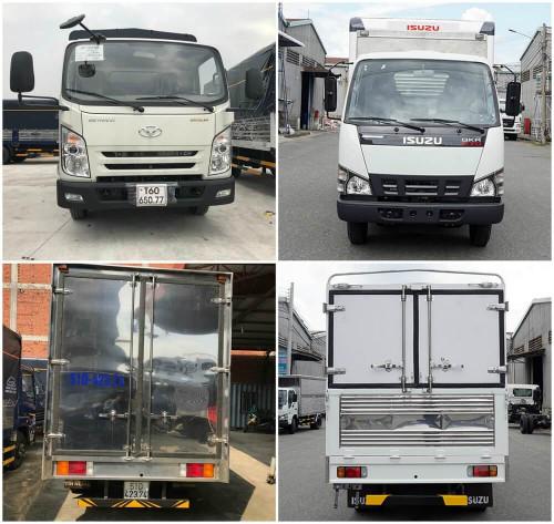 So sánh xe tải Isuzu 1.9 tấn và xe tải Hyundai 1.9 tấn, 87197, Mr Giang - Thế Giới Xe Tải, Blog MuaBanNhanh, 12/11/2018 15:27:19