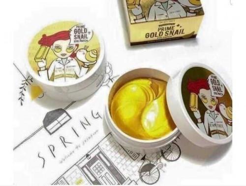 Mặt nạ trị quần thâm dưỡng da mắt DewyTree Prime Gold Snail Eye Patch, 87324, Hồng Loan, Blog MuaBanNhanh, 13/11/2018 15:03:37