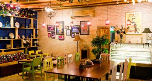 Ý tưởng trang trí Giáng Sinh độc đáo cho quán cafe, 87378, Ms Thu Hằng, Blog MuaBanNhanh, 22/11/2018 10:19:52
