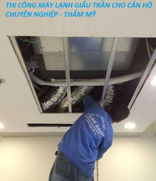 Thợ chuyên thi công máy lạnh Multi Daikin cho căn hộ giá rẻ - Báo giá ưu đãi nhất, 87240, Trần Minh Tân, Blog MuaBanNhanh, 14/11/2018 09:47:16