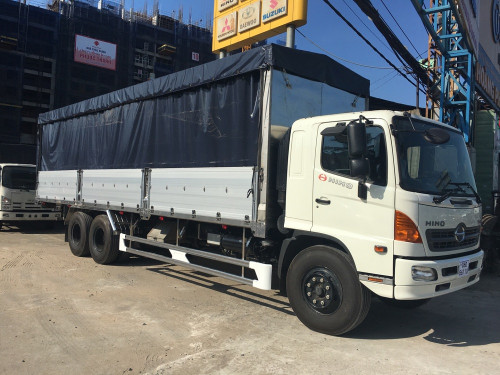 Giá xe tải Hino 16 tấn thùng mui bạt, 87453, Mr Thi - Ô Tô Miền Nam, Blog MuaBanNhanh, 16/11/2018 13:35:10