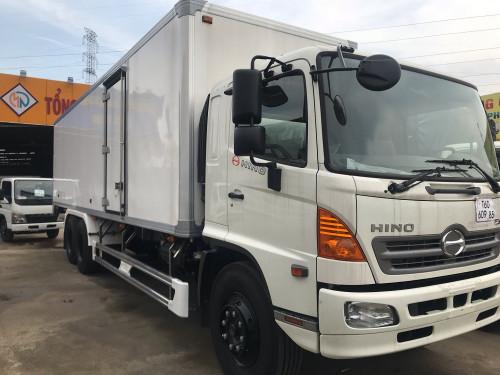 Giá xe tải Hino 16 tấn thùng đông lạnh, 87454, Mr Thi - Ô Tô Miền Nam, Blog MuaBanNhanh, 23/11/2018 16:35:40