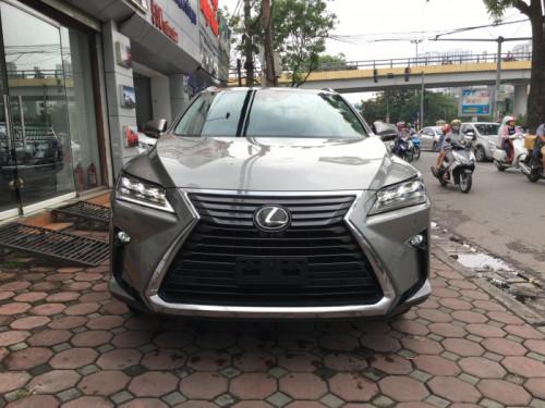 Giá bán gần 5 tỷ đồng - Lexus RX 350L 7 chỗ đầu tiên về Việt Nam, 87571, Hương Trần Mt Auto, Blog MuaBanNhanh, 20/11/2018 12:08:41
