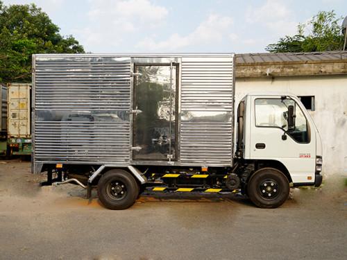 Giá xe tải Isuzu 2.4 tấn thùng kín, 87561, Mr Giang - Thế Giới Xe Tải, Blog MuaBanNhanh, 20/11/2018 10:38:01