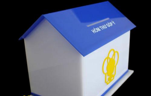 Lựa chọn các mẫu hòm thư góp ý giá rẻ tiện lợi, 87611, Ms Thúy Quảng Cáo Livina, Blog MuaBanNhanh, 15/01/2019 12:03:22