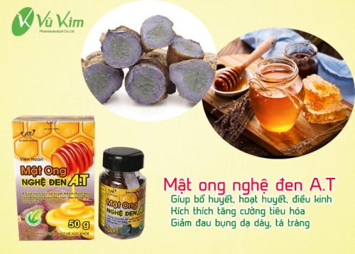 Hỗn hợp nghệ đen và mật ong có lợi gì cho sức khỏe?, 87735, Mr Vũ, Blog MuaBanNhanh, 27/11/2018 10:25:08
