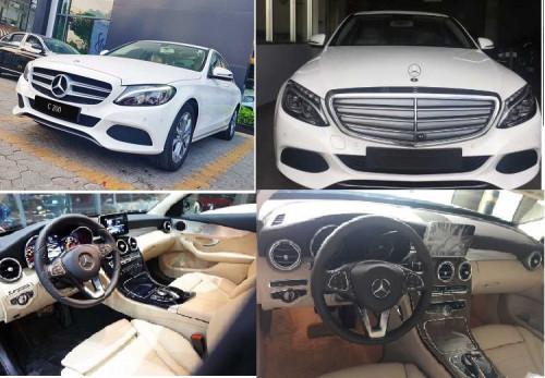 So sánh Mercedes C200 và C250 về giá bán, nội thất, ngoại thất, khả năng vận hành, 87794, Đỗ Vi Hà, Blog MuaBanNhanh, 27/11/2018 12:00:41