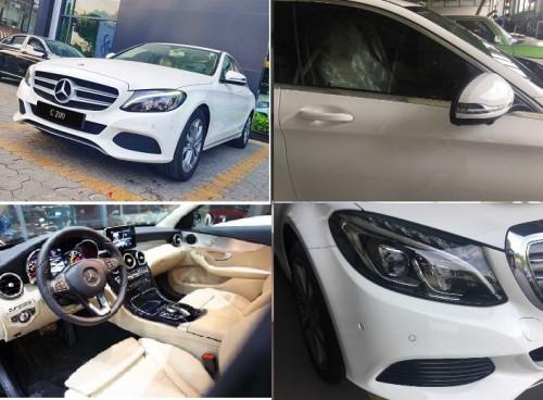 Bảng giá xe Mercedes c200 tại TPHCM mới nhất, 87795, Đỗ Vi Hà, Blog MuaBanNhanh, 27/11/2018 14:21:35