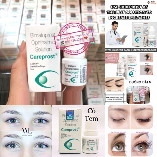 Sản phẩm dưỡng mi Ấn Độ Careport chính hãng có tem công ty, 87722, Mỹ Phẩm Puca, Blog MuaBanNhanh, 27/11/2018 09:32:50
