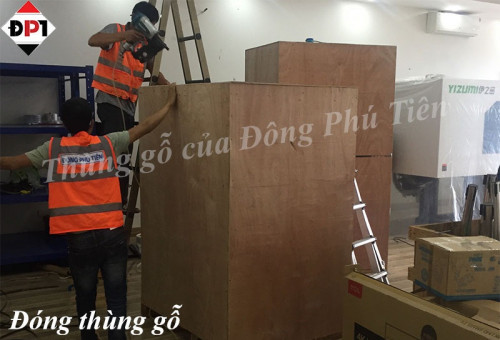 Quy trình đóng gói hàng hóa bằng thùng gỗ tại công ty Đông Phú Tiên, 87730, Nguyễn Ngọc Ánh, Blog MuaBanNhanh, 27/11/2018 09:57:04