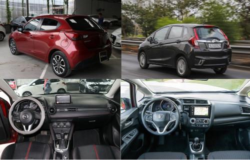 So sánh xe Mazda 2 Hatchback và Honda Jazz 2018 - Nên mua dòng xe nào?, 87828, Mr Điệp Ô Tô Việt Hàn, Blog MuaBanNhanh, 28/11/2018 11:58:49