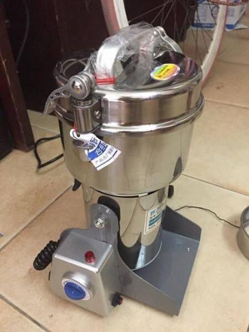 Kinh doanh máy xay thuốc bắc 800g - Dòng máy chất lượng, đạt chuẩn quốc tế, 87876, Hoàng Nụ, Blog MuaBanNhanh, 01/12/2018 13:25:58