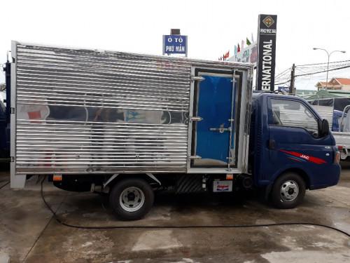 Giá xe tải 2.4 tấn mới nhất: xe tải JAC thùng kín giá rẻ, 87783, Ô Tô Phú Mẫn, Blog MuaBanNhanh, 29/11/2018 11:12:13