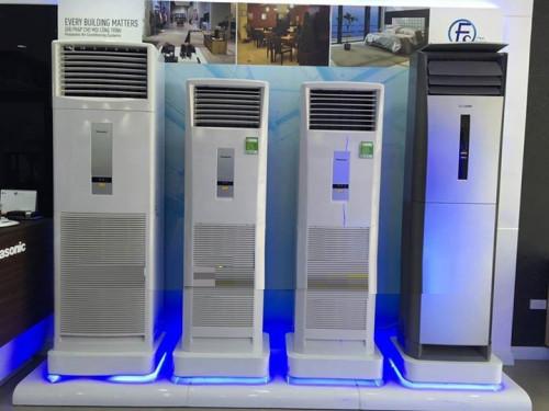 Khảo sát - Lắp đặt máy lạnh tủ đứng Panasonic CU/CS-C18FFH thẩm mỹ, sang trọng, 87843, Mr, Blog MuaBanNhanh, 30/11/2018 08:59:35