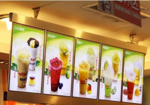 Khung poster cho các quán trà sữa, quán ăn - Với giá rẻ, cam kết chất lượng tốt, 87931, Ms Thúy Quảng Cáo Livina, Blog MuaBanNhanh, 15/01/2019 12:03:22