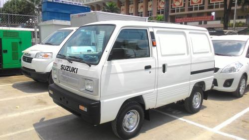 3 lý do nên chọn mua xe tải Suzuki Blind Van để kinh doanh, 88000, Phan Đào Duy Khánh, Blog MuaBanNhanh, 04/12/2018 08:54:29