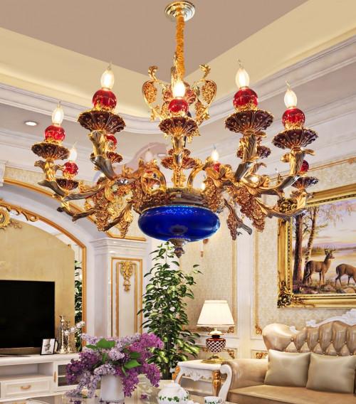 Cách chọn mua đèn chùm trang trí phù hợp với trần thạch cao, 87998, Đèn Led Thành Đặng, Blog MuaBanNhanh, 08/12/2018 09:36:22