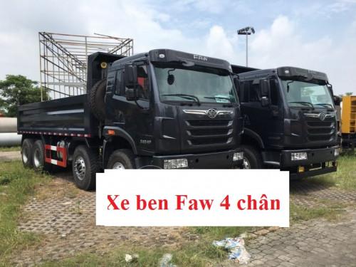 Thông số kỹ thuật xe ben Faw 4 chân 340 thùng thể tích lớn 14.4 khối, 88028, Ô Tô Ngọc Dũng, Blog MuaBanNhanh, 04/12/2018 13:54:50