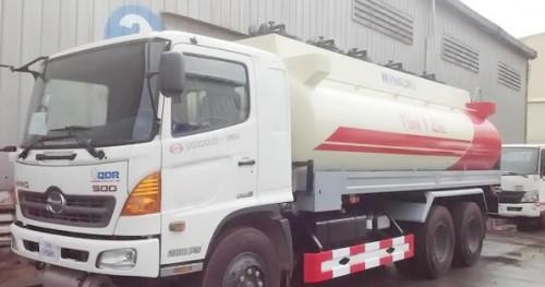 Đánh giá xe xitec chở xăng dầu 18m3 Hino, 88061, Xe Bồn Xăng Dầu, Blog MuaBanNhanh, 06/12/2018 08:57:41