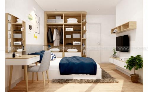 Tủ quần áo hiện đại với ván gỗ công nghiệp, 88172, Vương Ngọc Trâm, Blog MuaBanNhanh, 26/12/2018 10:16:31