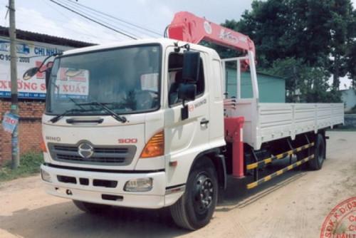 Đánh giá xe tải Hino FG8JPSU gắn cẩu Unic UR-V630K, 88201, Nguyễn Hải Đăng, Blog MuaBanNhanh, 11/12/2018 09:58:21