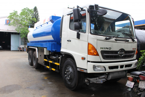 Đánh giá chi tiết xe bồn chở xăng dầu Hino FL 20 khối, 88223, Siêu Thị Xe Chuyên Dùng, Blog MuaBanNhanh, 11/12/2018 17:28:49