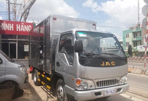 Đánh giá nhanh xe tải Jac 2t4 thùng kín quận Thủ Đức, TPHCM, 88248, Auto Nguyên, Blog MuaBanNhanh, 02/01/2019 11:17:38