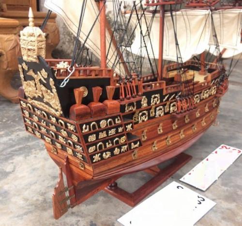 Thuyền cổ đại gỗ hương - Món quà ý nghĩa biểu tượng may mắn dành tặng doanh nhân, 88271, Nguyễn Văn Bình, Blog MuaBanNhanh, 13/12/2018 09:02:06