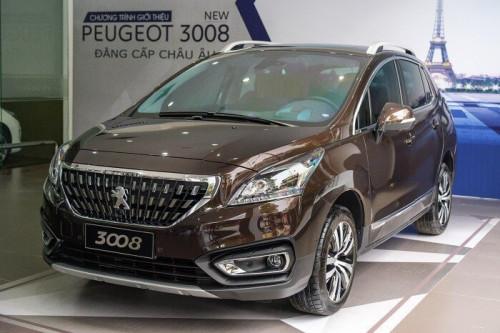 Xe Peugeot 3008 All new - Dòng Suv 5 chỗ đẳng cấp tại Việt Nam, 88244, Đại Lý Pk Peugeot - 0969 693 633, Blog MuaBanNhanh, 12/12/2018 13:41:25