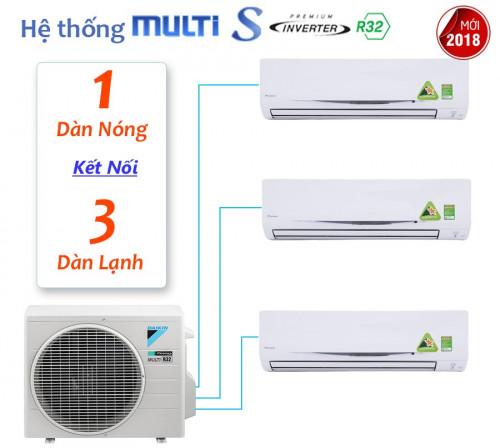Máy lạnh Daikin Multi S tiết kiệm không gian lắp đặt, 88044, Mr, Blog MuaBanNhanh, 12/12/2018 10:22:12