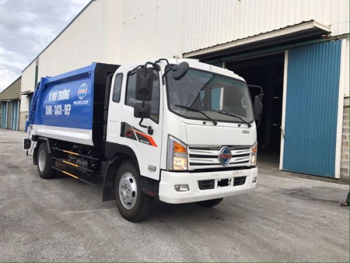 Thông số kỹ thuật xe cuốn ép rác Isuzu 12 khối nhập khẩu trực tiếp Hàn Quốc, 88345, Nguyễn Trung Kiên, Blog MuaBanNhanh, 27/12/2018 16:51:21
