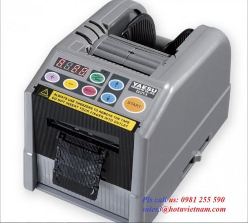 Lựa chọn máy cắt băng dính tự động Zcut 9 - Yeasu Nhật Bản chính hãng giá tốt nhất thị trường Miền Bắc, 88420, Giang Asado, Blog MuaBanNhanh, 03/01/2019 15:01:50