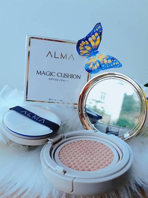 10 Lý do tại sao bạn nên dùng phấn nước Alma CC Cushion SPS50+/PA+++, 88439, Phương Na, Blog MuaBanNhanh, 19/12/2018 12:11:51