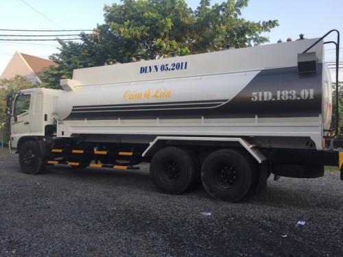 Đánh giá xe bồn Hino 20m3 chở xăng dầu tại TPHCM, 88526, Xe Bồn Xăng Dầu, Blog MuaBanNhanh, 21/12/2018 11:54:12