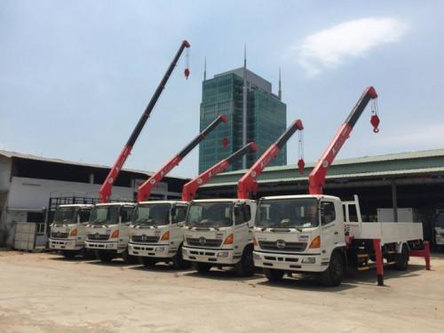 6 lưu ý khi tìm mua xe tải gắn cẩu tại TPHCM, 88527, Xe Bồn Xăng Dầu, Blog MuaBanNhanh, 21/12/2018 11:53:58