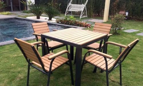 Bí quyết chọn mua bàn ghế gỗ cho sân vườn, 88611, Bàn Ghế Cafe Giá Rẻ - Nội Thất Nguyễn Hoàng, Blog MuaBanNhanh, 25/12/2018 11:59:24