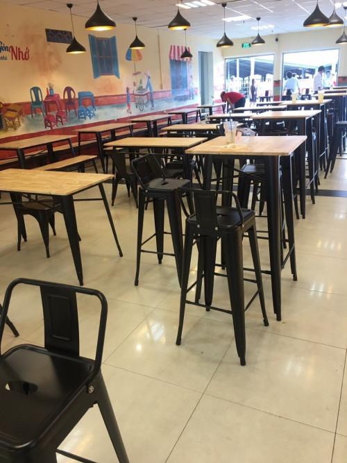 Kinh nghiệm chọn mua ghế sắt quán cafe chuẩn không cần chỉnh, 88613, Bàn Ghế Cafe Giá Rẻ - Nội Thất Nguyễn Hoàng, Blog MuaBanNhanh, 26/12/2018 09:32:12
